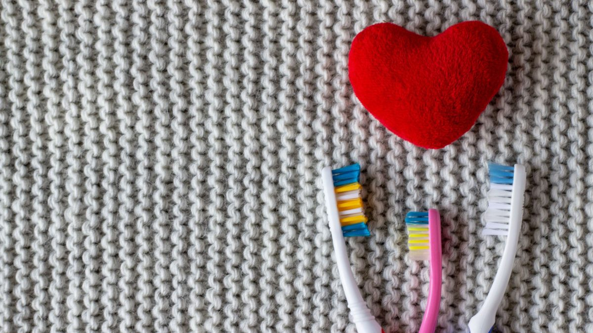 american heart month and oral health