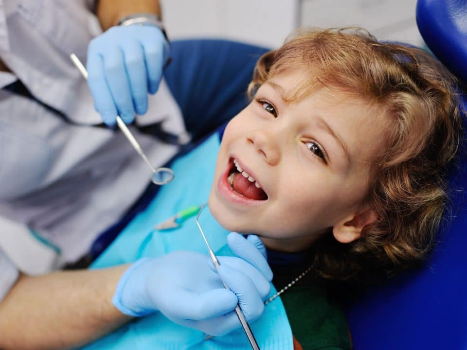 children's dental health month tampa
