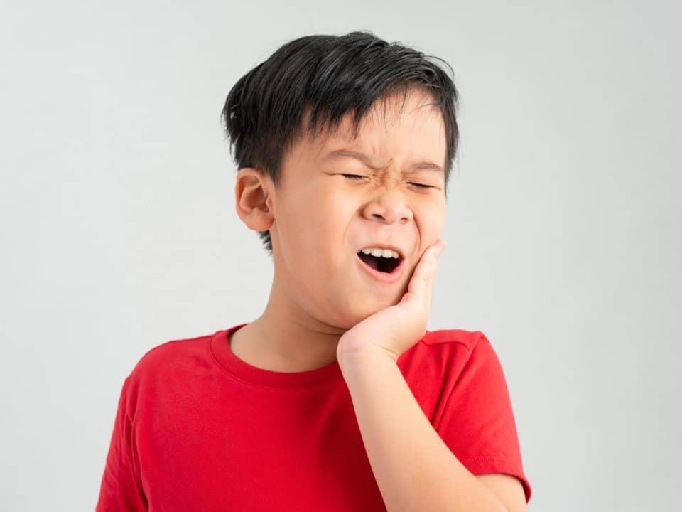 dental emergency child