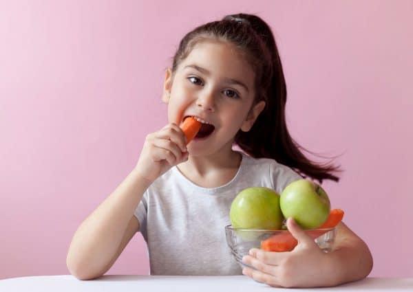 Food for Children's teeth