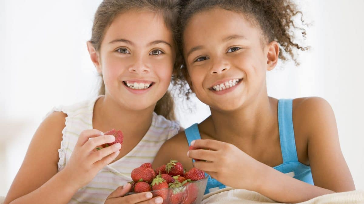 Healthy Snacks and dental health