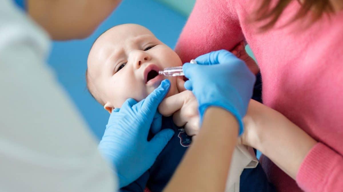 infant oral care