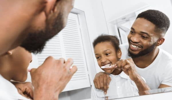 Make dental hygiene fun for kids
