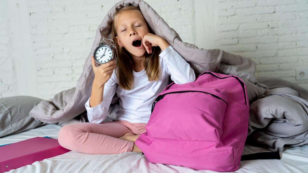sleep and oral health for children